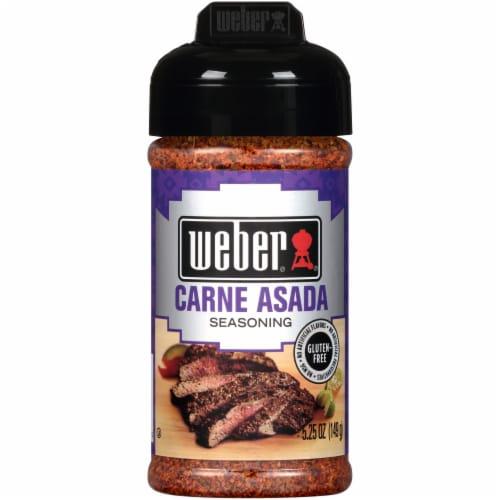 Weber Carne Asada Seasoning Perspective: front