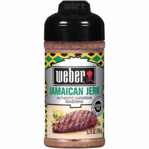 Weber Jamaican Jerk Chicken Seasoning Perspective: front