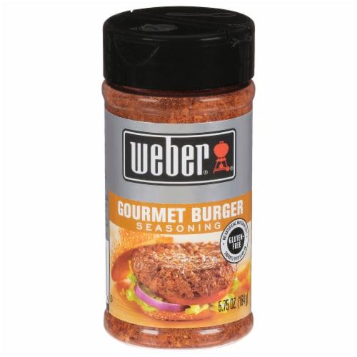 Weber Gourmet Burger Seasoning Perspective: front