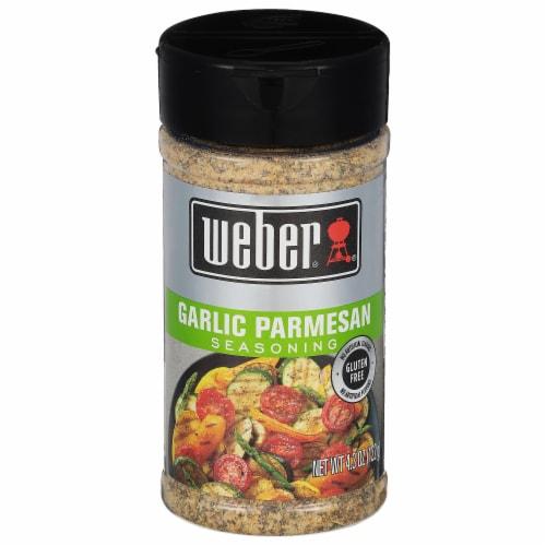 Weber Garlic Parmesan Seasoning Perspective: front