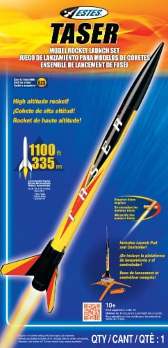 Fred Meyer - Estes Taser Rocket Launch Set, 1 Count