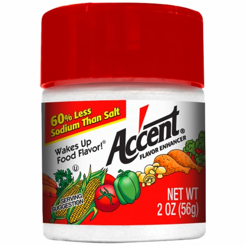 Accent Flavor Enhancer Perspective: front