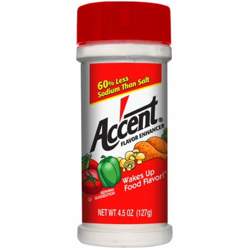 Accent Flavor Enhancer Shaker Perspective: front