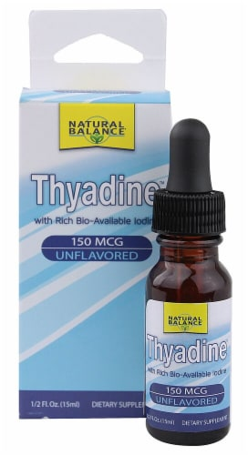 Natural Balance  Thyadine™   Unflavored Perspective: front