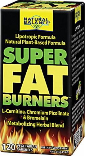 Natural Balance  Super Fat Burners Perspective: front