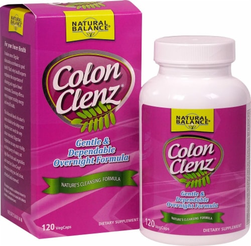 Natural Balance  Colon Clenz® Perspective: front