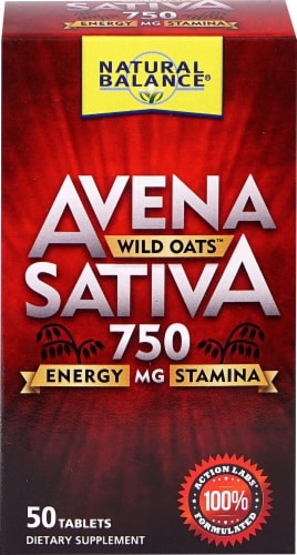 Natural Balance  Avena Sativa Wild Oats™ Perspective: front