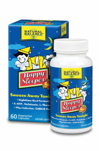 Natural Balance Happy Sleeper Dietary Supplement Perspective: front