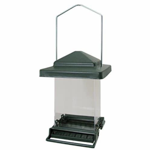 Heritage Farms HF75160 Vista Squirrel Proof Bird Feeder Perspective: front
