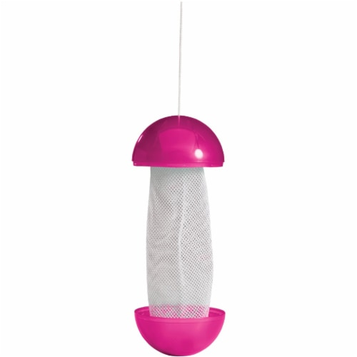 Kay Home Products Have-A-Ball Finch Feeder Perspective: front