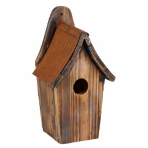 Reckitt Benckiser Rustic Bluebird House Perspective: front