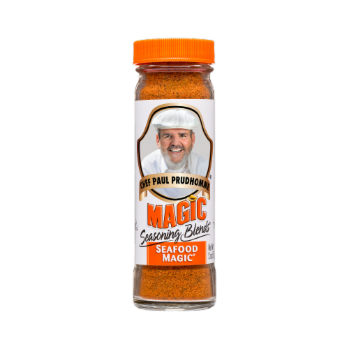 Chef Paul Seafood Magic Seasoning Blend Perspective: front