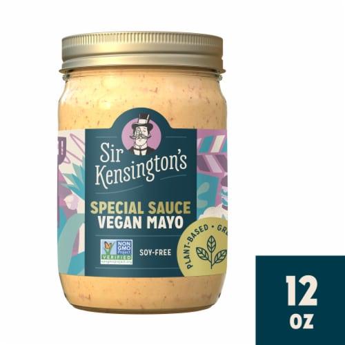 Sir Kensington's Special Sauce Vegan Mayonnaise Perspective: front