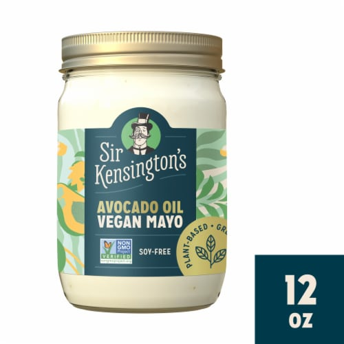 Sir Kensington's Mayonnaise Avocado Oil Perspective: front