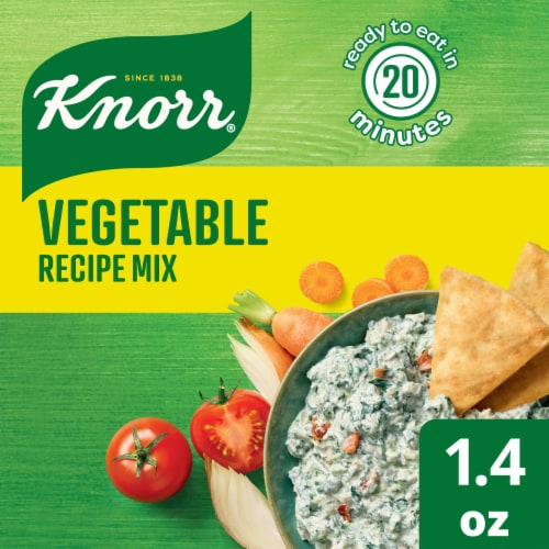 Knorr Vegetable Recipe Mix Perspective: front
