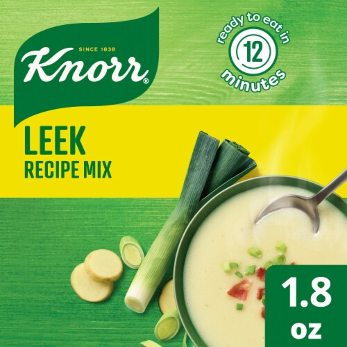 Knorr Leek Recipe Mix Perspective: front