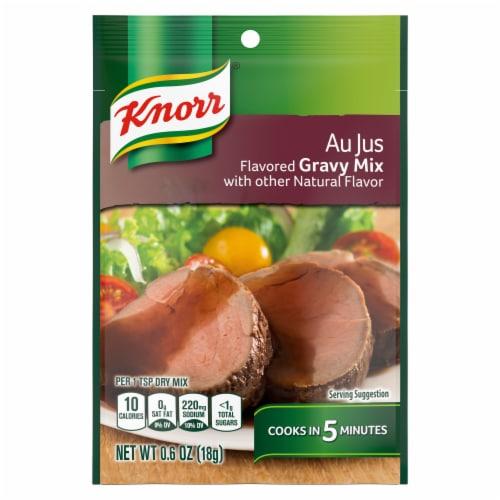Knorr Au Jus Gravy Mix Perspective: front