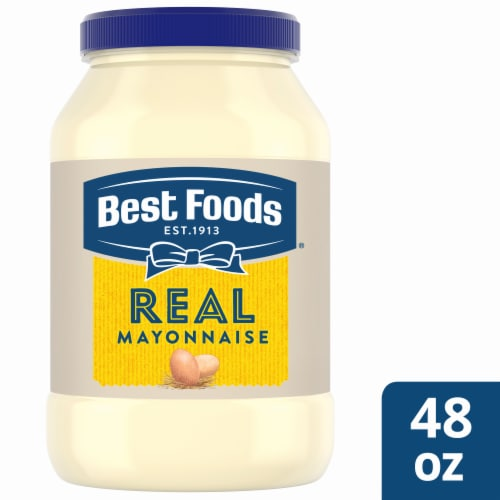 Best Foods Gluten-Free Real Mayonnaise Spread Perspective: front