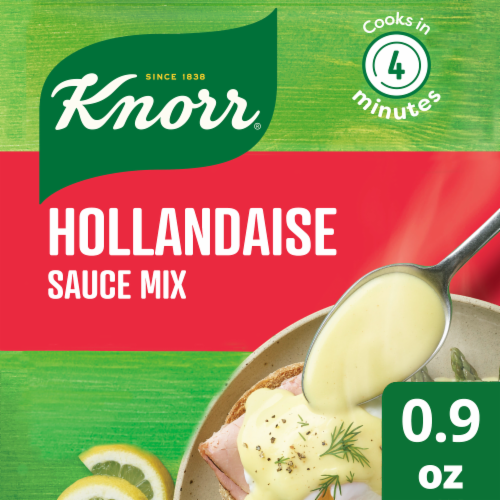 Knorr Hollandaise Sauce Mix Perspective: front
