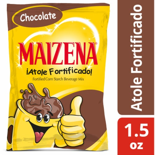 Maizena Chocolate Beverage Mix Perspective: front