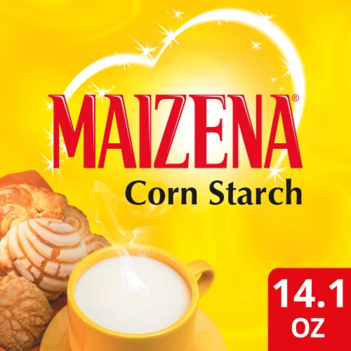 Maizena Corn Starch Perspective: front