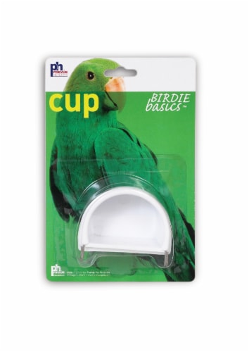 Prevue Small Hanging Plastic Cup Perspective: front