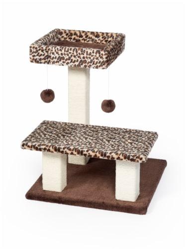 Prevue Leopard Terrace Perspective: front