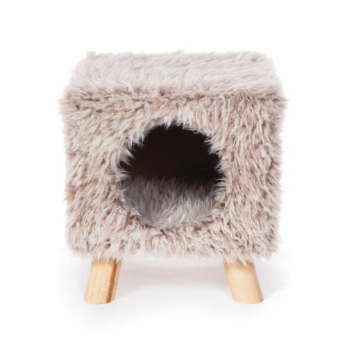 Prevue Cozy Cube Plush Furniture Perspective: front