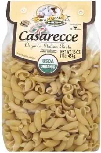 Fratelli Mantova Fu Vincenzo Cara Mamma Organic Italian Pasta Perspective: front