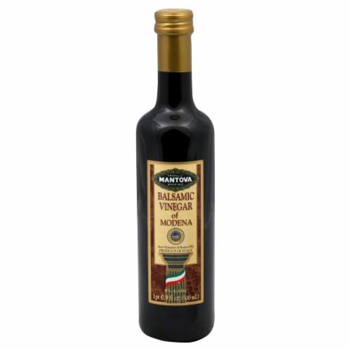 Mantova Balsamic Vinegar of Modena Perspective: front