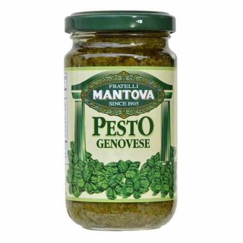 Mantova Pesto Genovese Perspective: front