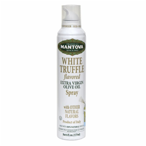 Natural White Truffle Extra Virgin Olive oil Spray (Pack of 2) Perspective: front