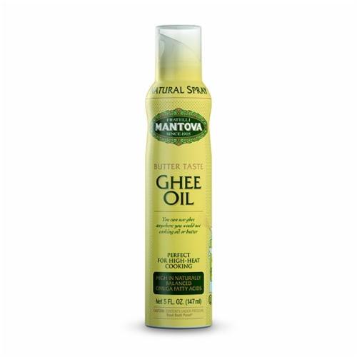 Ghee Butter Spray 5 oz (Pack of 3) Perspective: front