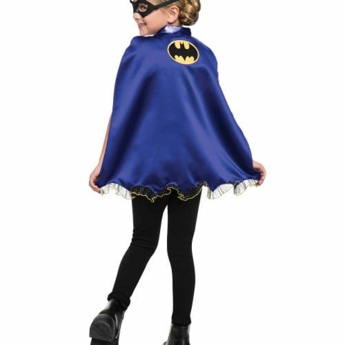 Imagine 274585 Batgirl Mask & Cape Set - One Size Perspective: front