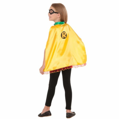 Imagine 274588 Robin Mask & Cape Set - One Size Perspective: front