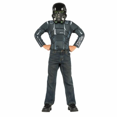 Imagine 274589 Star Wars Death Trooper Deluxe Costume - One Size Perspective: front