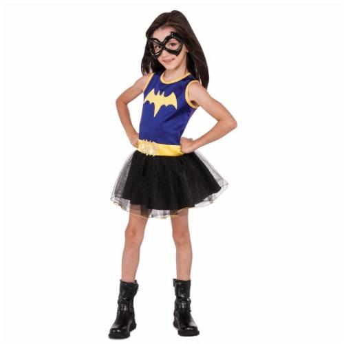 Imagine 274387 DC Super Hero Girls Batgirl Child Tank Dress Perspective: front