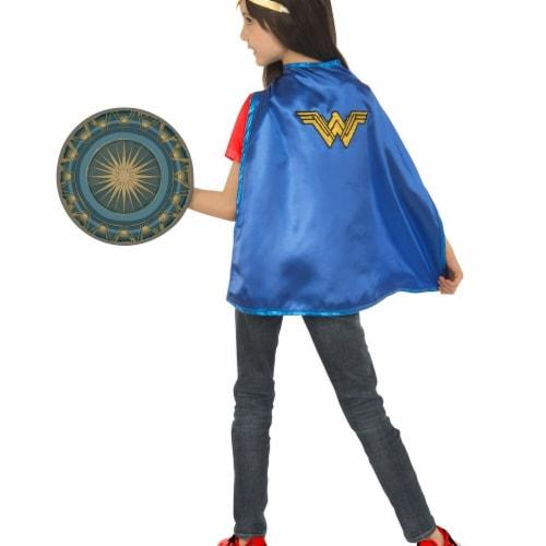 Imagine 274595 Wonder Woman Cape & Shield Set - One Size Perspective: front