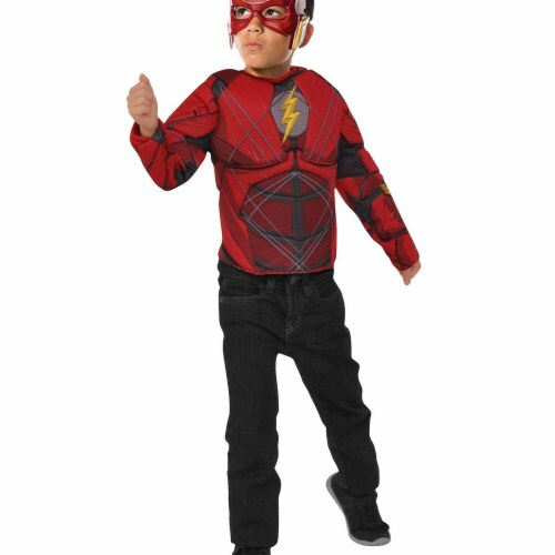 Rubie's Costumes 271949 Flash Child Costume Perspective: front