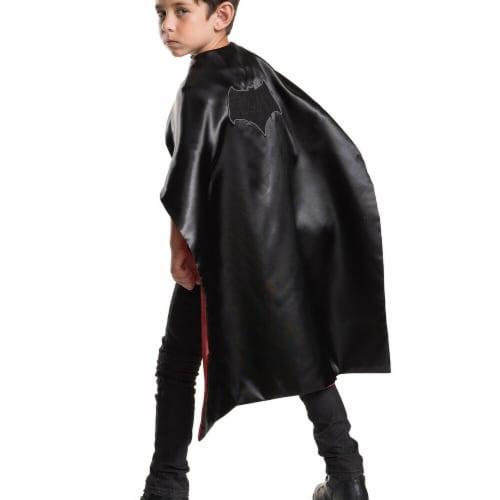 Imagine 275507 Batman Superman 2-1 Reversible Cape, One Size Perspective: front