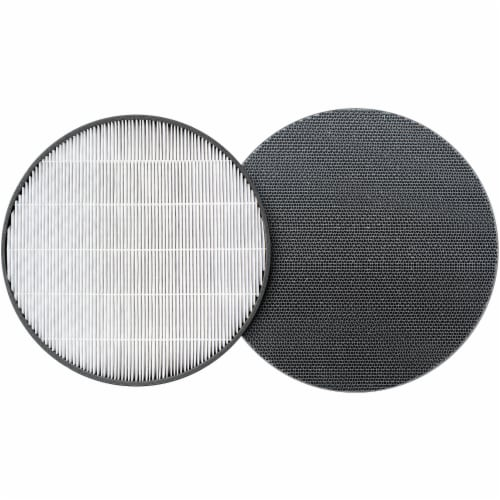 LG Drum-Style Air Purifier Replacement Filters Perspective: front