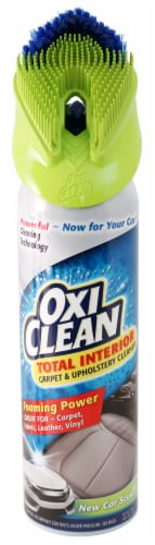 OxiClean New Car Scent Total Interior Carpet & Upholstery Cleaner Perspective: front