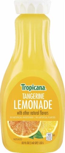 Tropicana Tangerine Lemonade Juice Drink Perspective: front