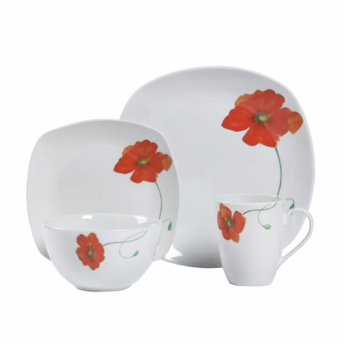 Tabletops Unlimited Palermo Dinnerware Set Perspective: front