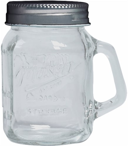 Mason Craft & More Glass Shaker Perspective: front