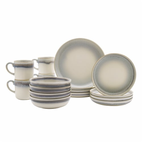 Tabletops Gallery Hudson Dinnerware Set Perspective: front