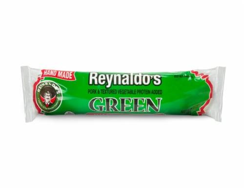 Reynaldo's Green Chile Burrito Perspective: front