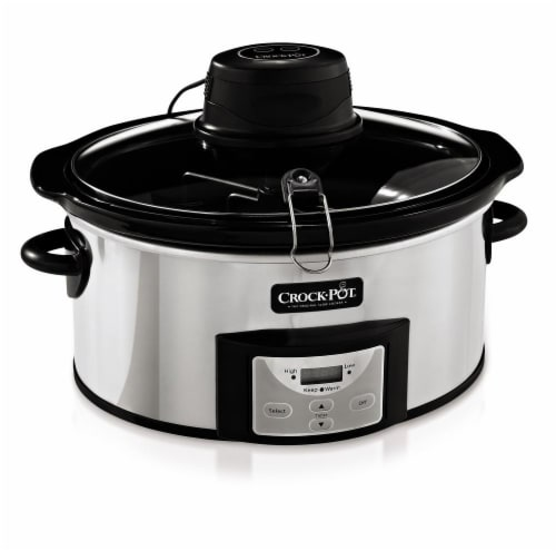 Fred Meyer - Crock-Pot Digital Slow Cooker With Stirring System