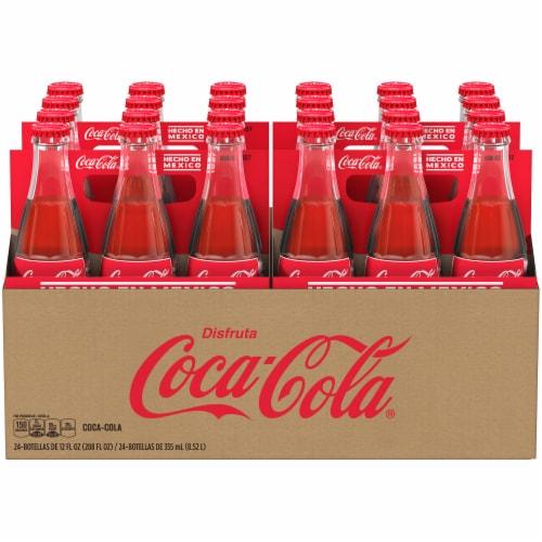 Coca-Cola Mexico Soda Perspective: front