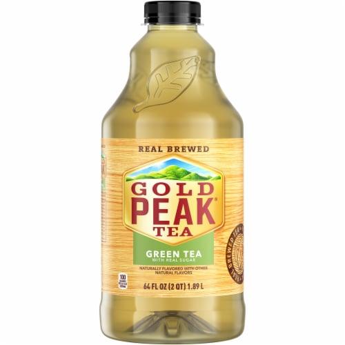 Gold Peak Green Tea Perspective: front